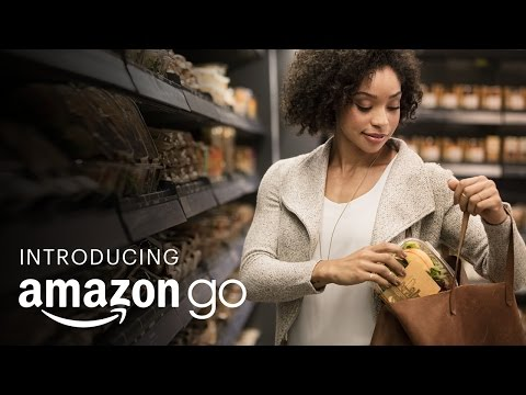 Amazon Go Grocery Store : No Checkout Lines Or Cashiers