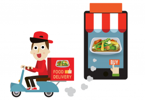 Updated  : Food Delivery Numbers