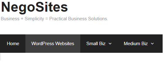 Free Business Websites : The Equalizer For Small And Medium Sized Businesses.