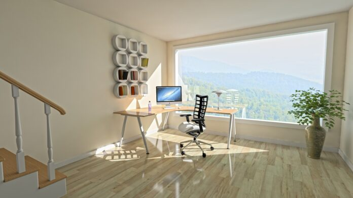 Designing Your Work Area At Home.